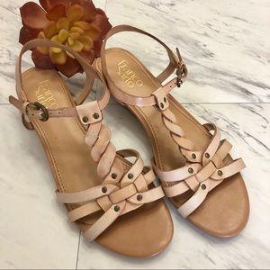 Franco Sarto Women's Sandals in EUC Size 7